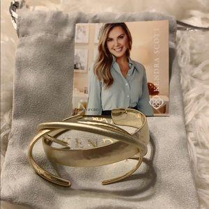 Kendra Scott Tiana pinch bracelet